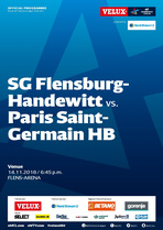 SG Flensburg-Handewitt vs. Paris Saint-Germain HB