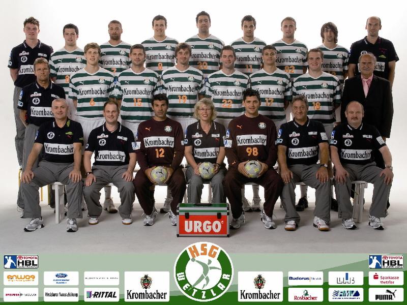 Hsg Wetzlar Mannschaft